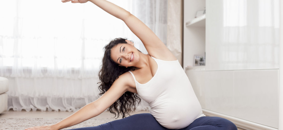 Exercises for Healthy Pregnancy